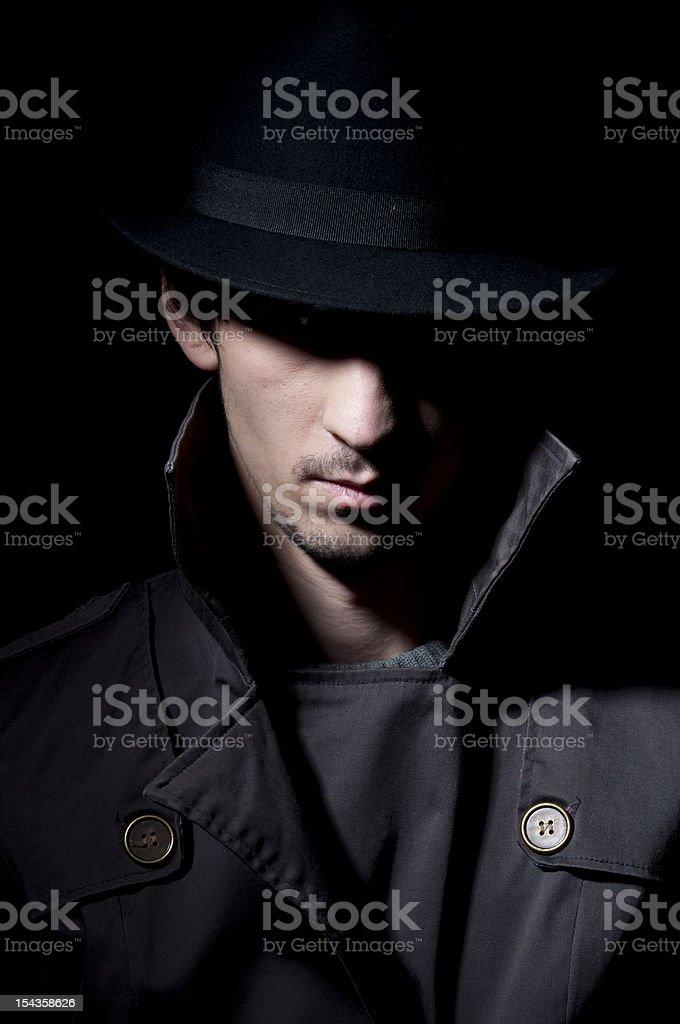 Criminal stock photo