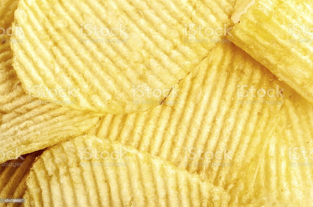 crisps royalty-free stock photo