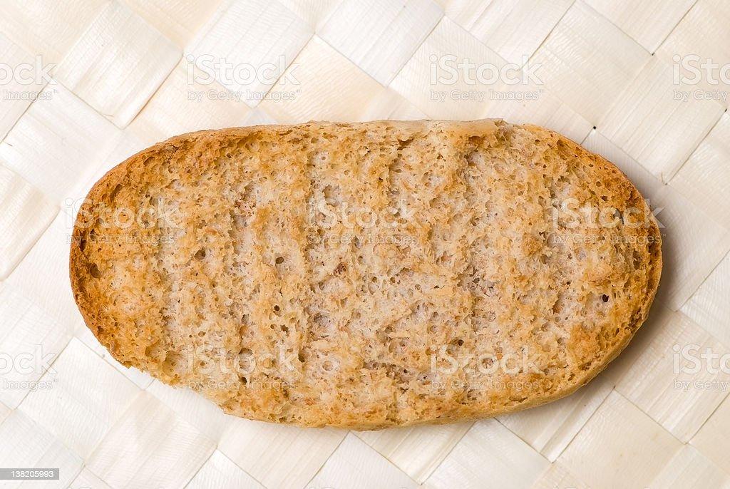 Crispy bread royalty-free stock photo
