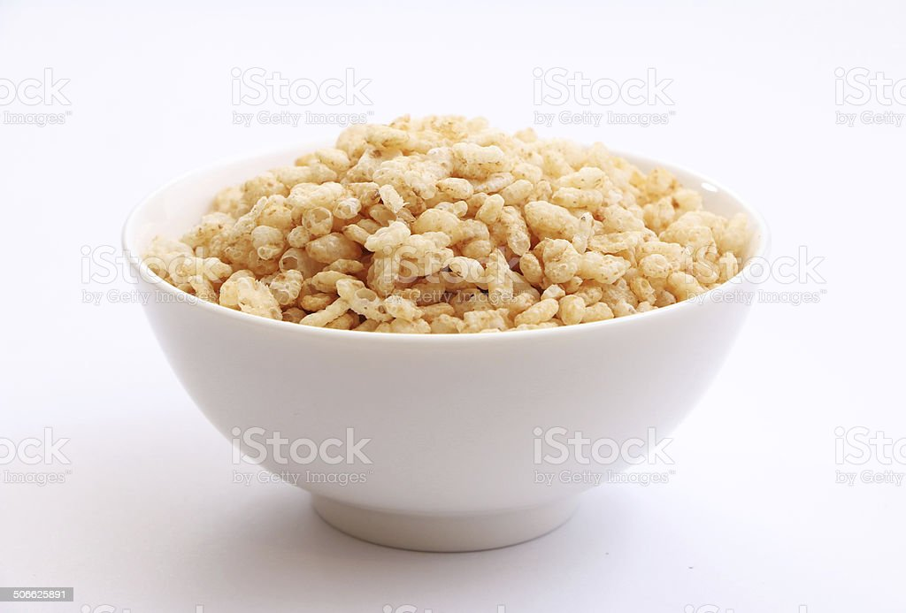 Crispy Rice Cereal 1 stock photo