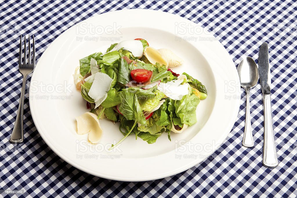 Crispy Salad royalty-free stock photo