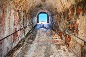 Cristobal tunnel