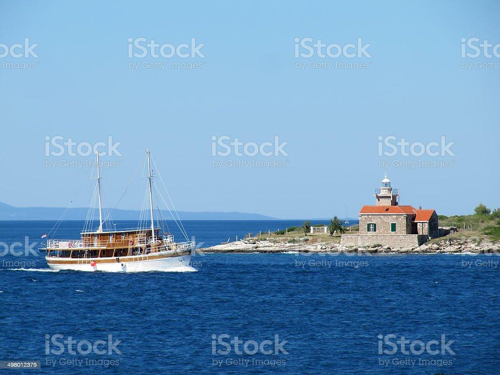 Croatia royalty-free stock photo