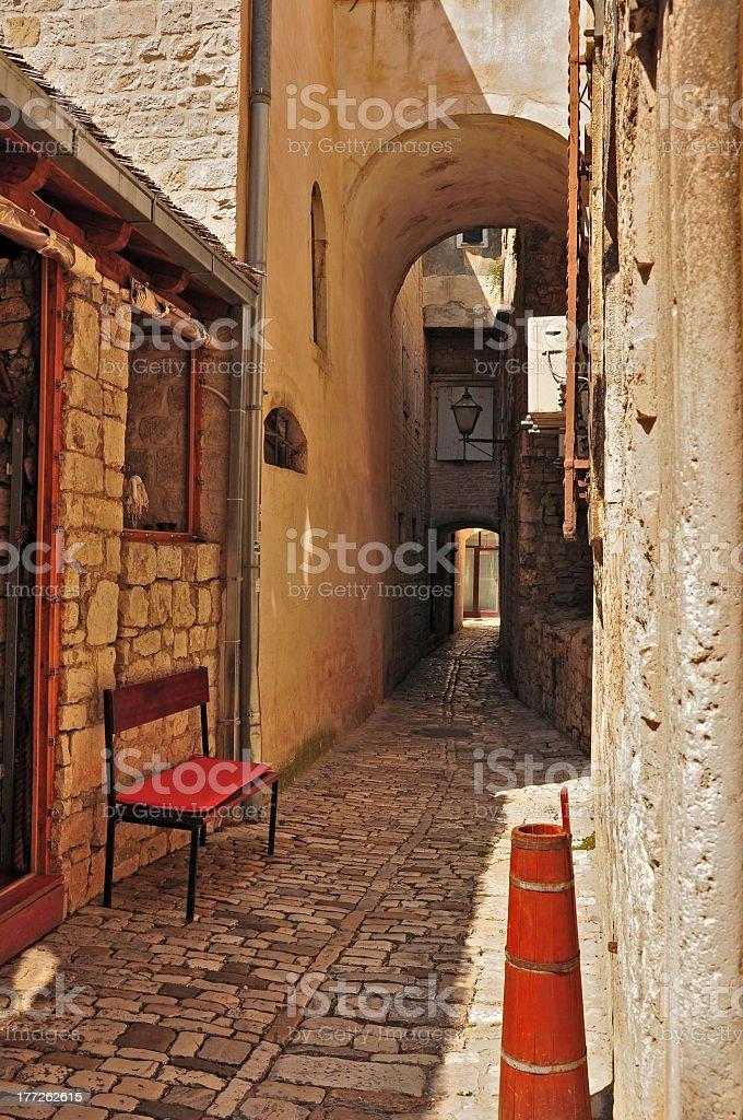 Croatia Trogir royalty-free stock photo