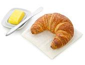 Croissant & Butter