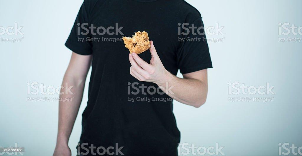 Croissant heaven stock photo