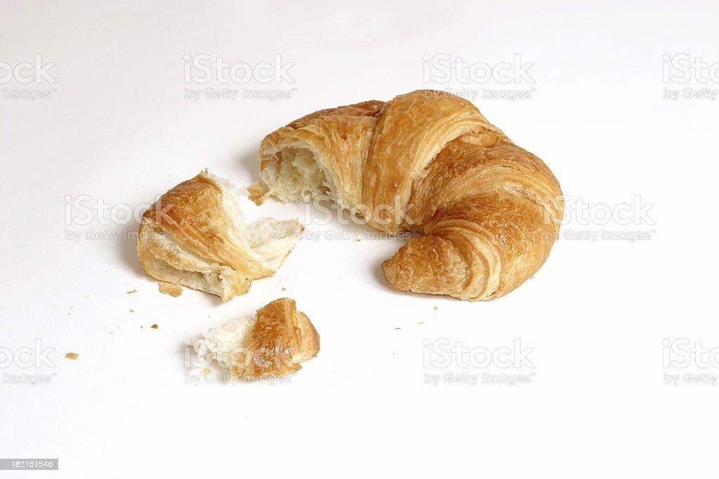 croissant3 stock photo