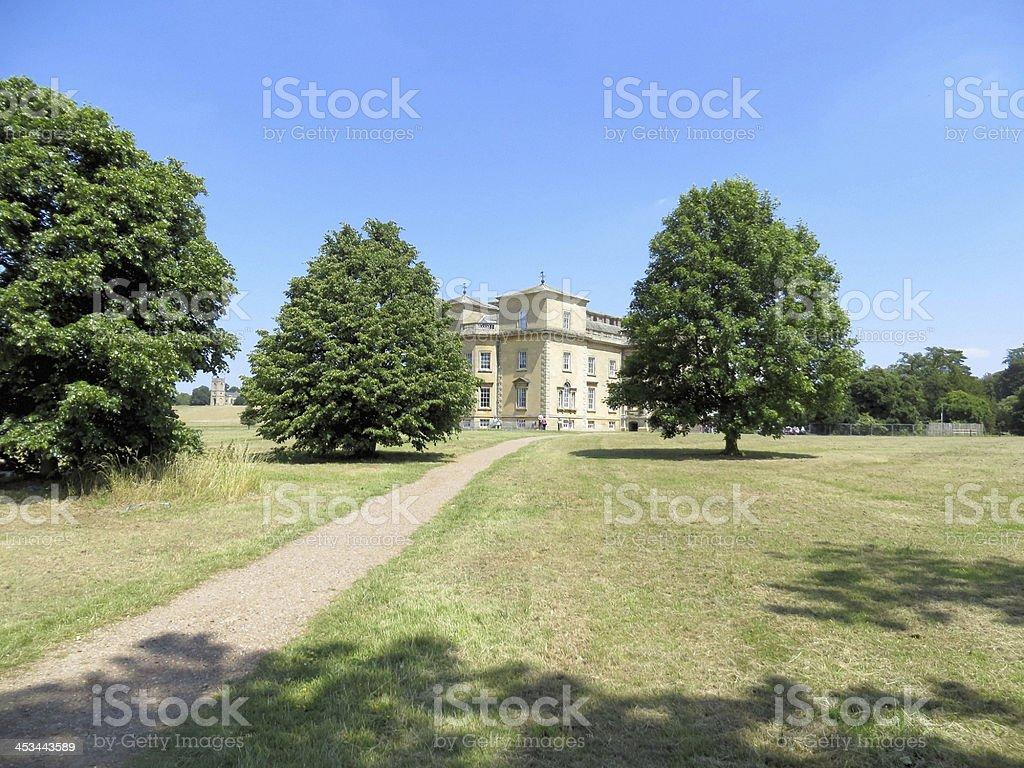 Croome Park House stock photo
