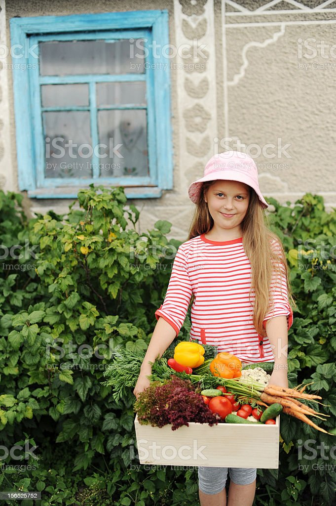 Crop royalty-free stock photo