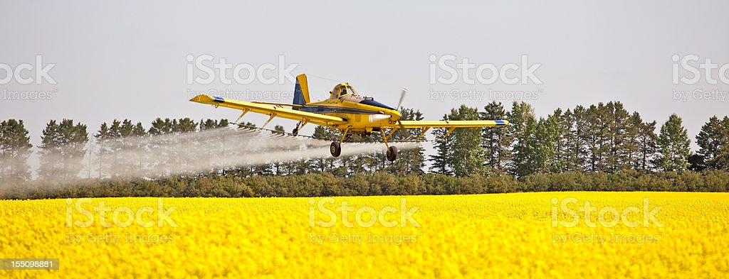 Crop Sprayer royalty-free stock photo