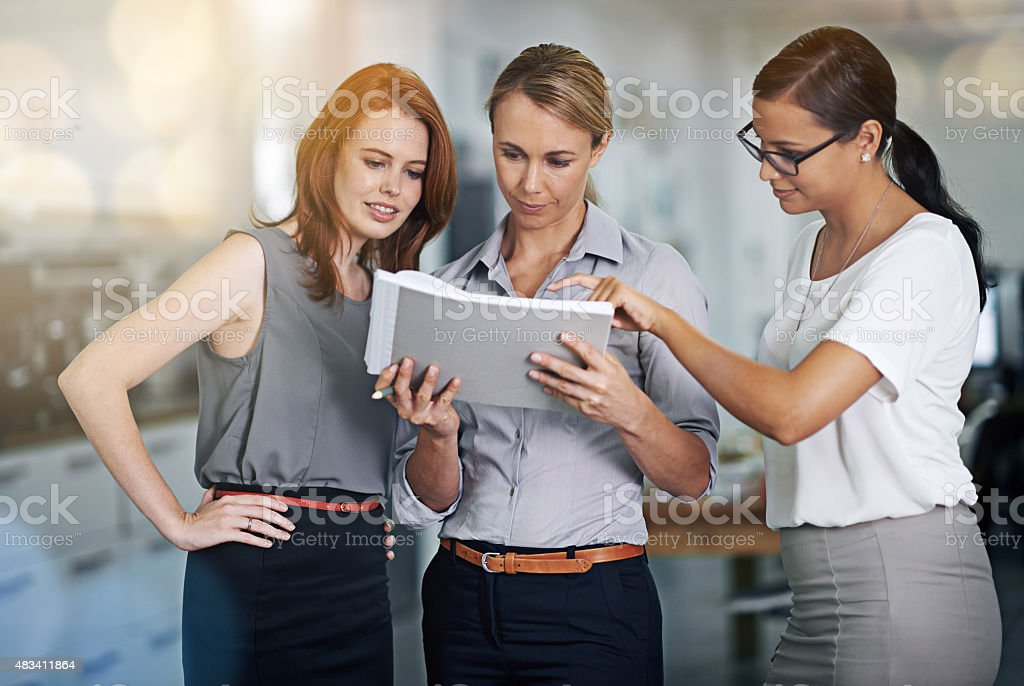 Action is the fundamental key to success stock photo