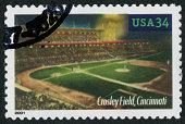 Crosley Field Stamp