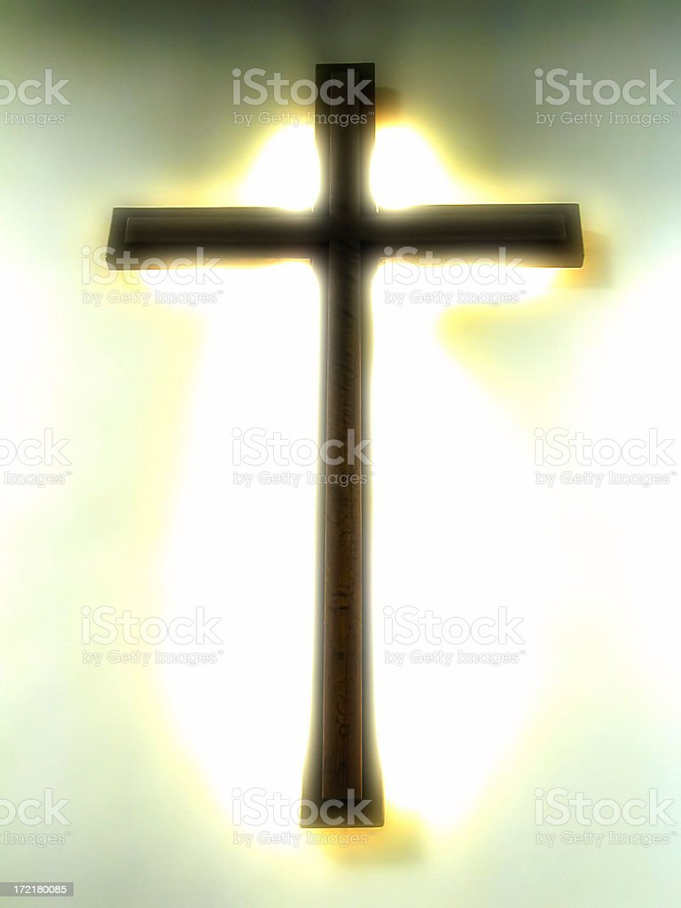 Cross 2 royalty-free stock photo