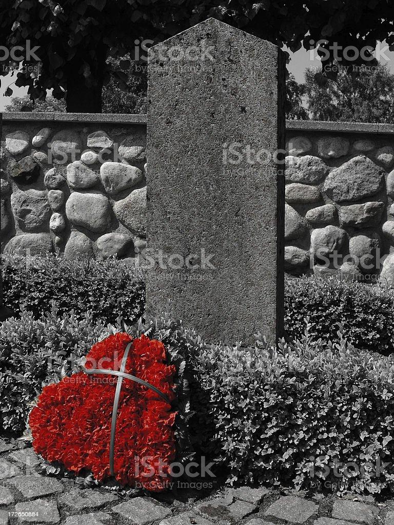 Cross My Heart royalty-free stock photo