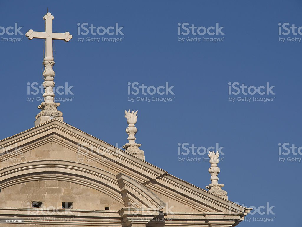 kreuz stock photo