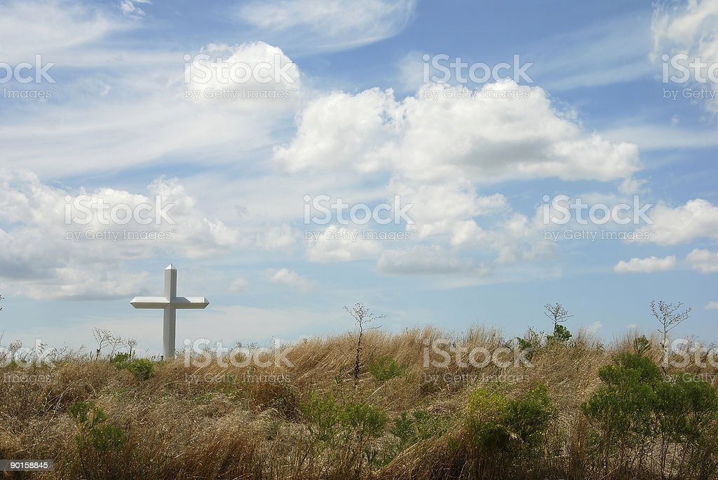Kreuz#5 Lizenzfreies stock-foto