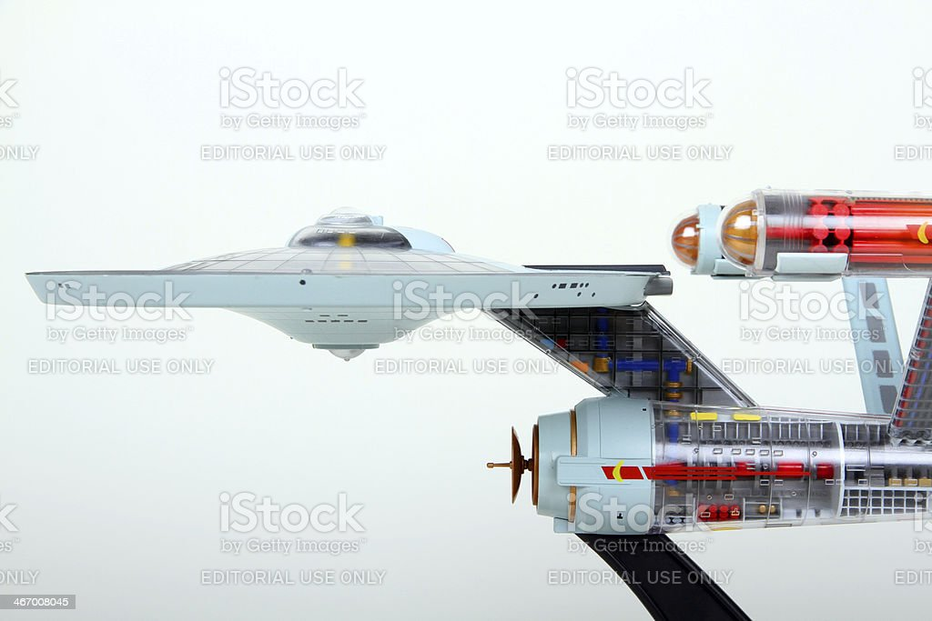 Cross Section of The Ship royalty-free stock photo