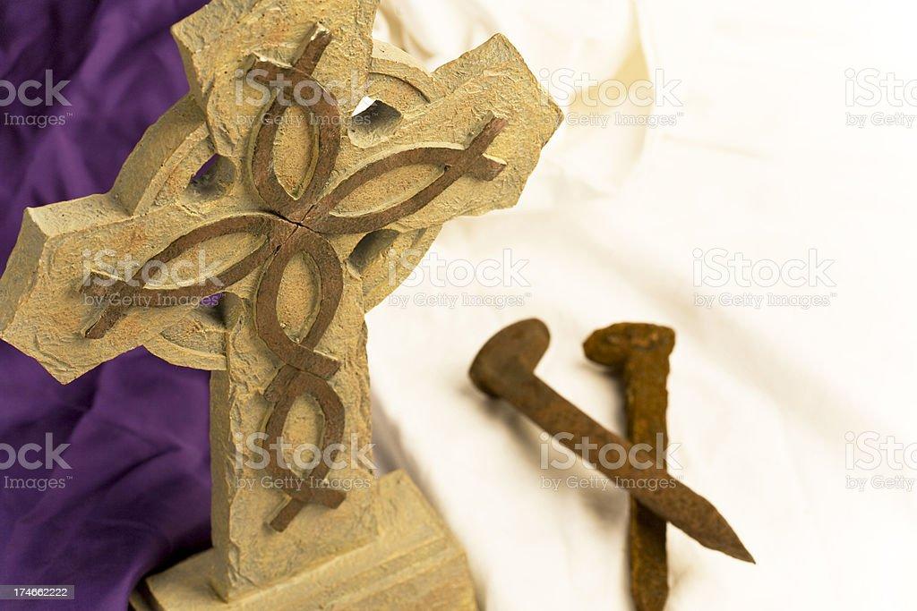 Cross Series royalty-free stock photo