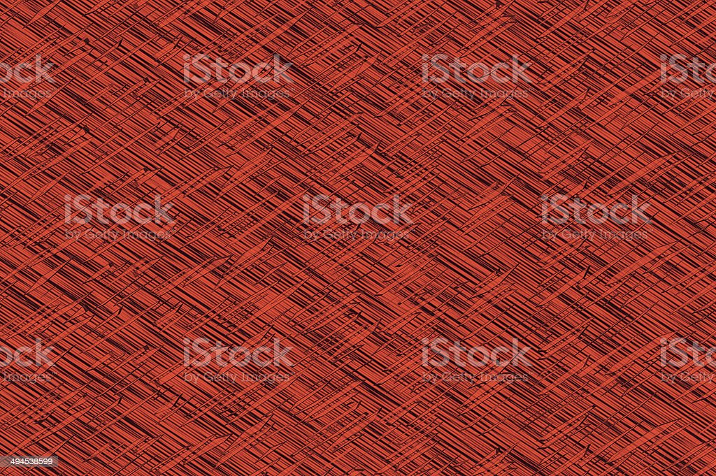 Cross striped textured solid background - alizarin crimson. royalty-free stock photo