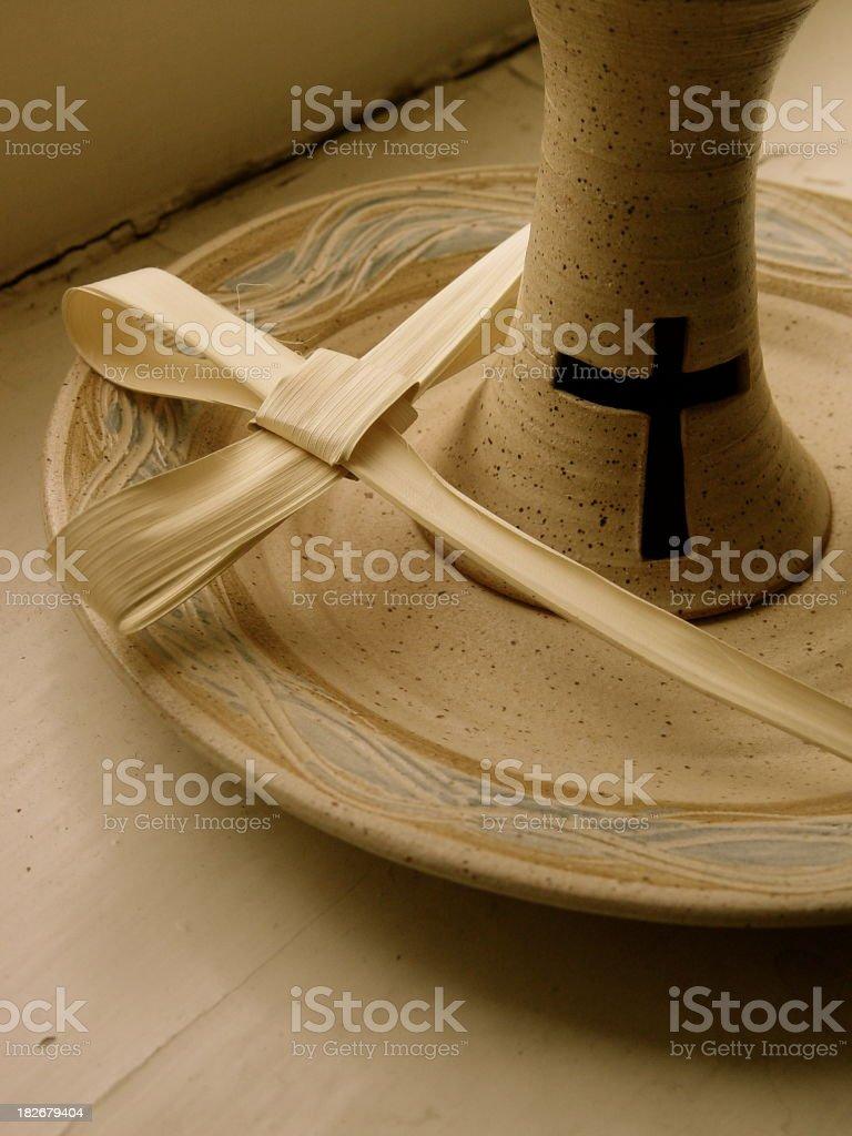 Crosses stock photo