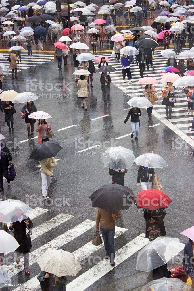 Crossing 2# stock photo