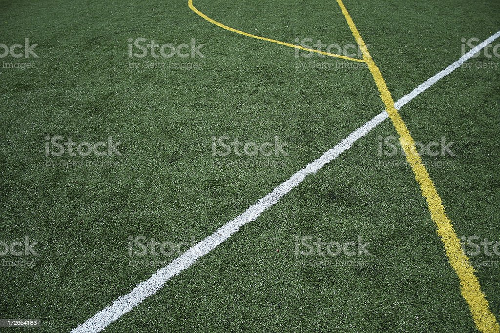 crossing lines royalty-free stock photo