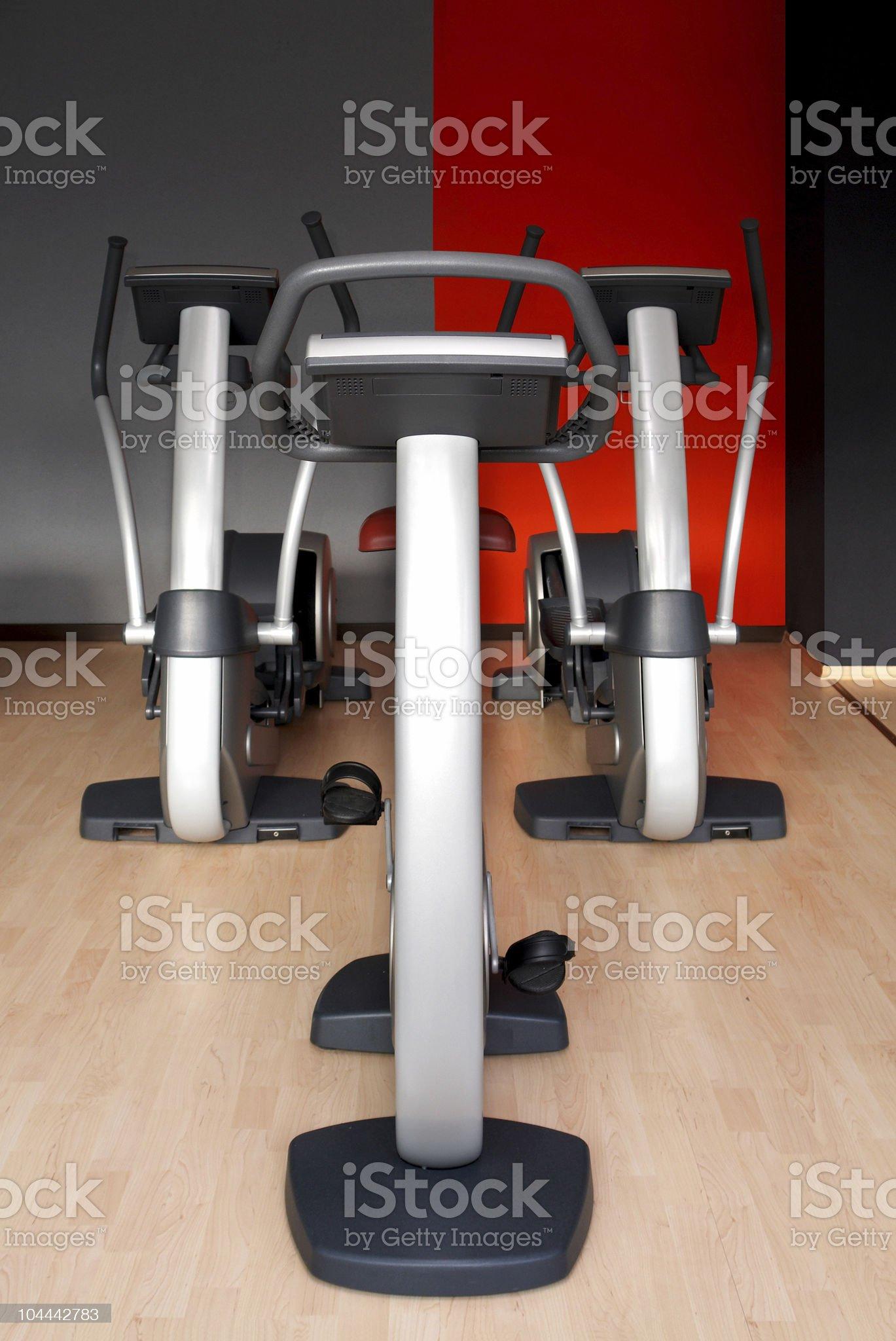 crosstrainer royalty-free stock photo