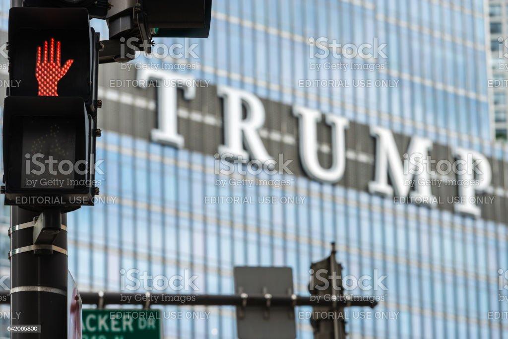 Croswalk Sign stock photo