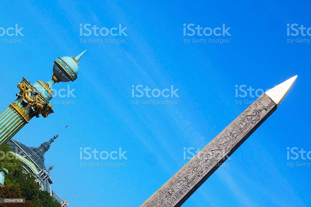 Crowded Sky stock photo