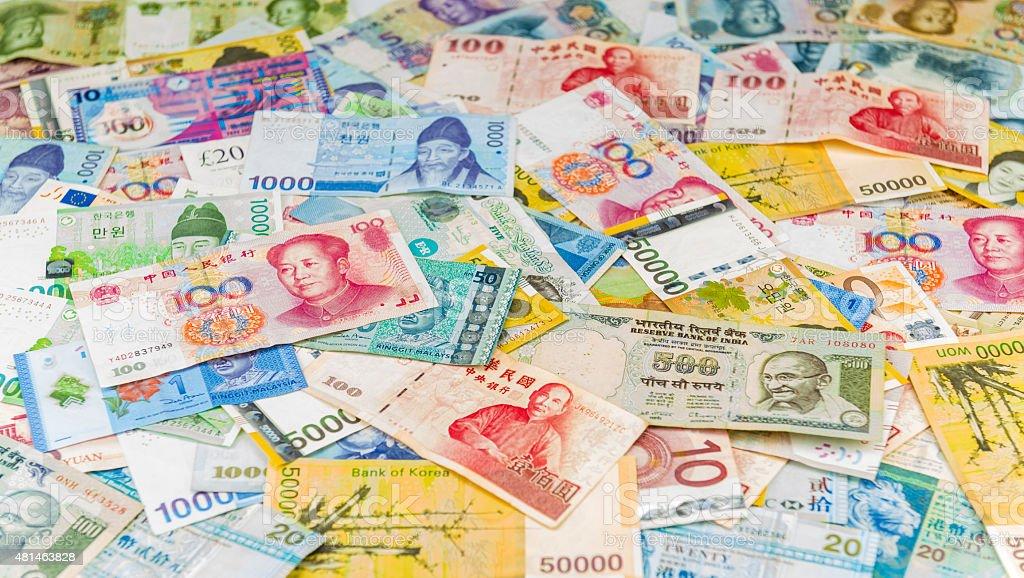 Crowdfunding Concept - Global Financing stock photo