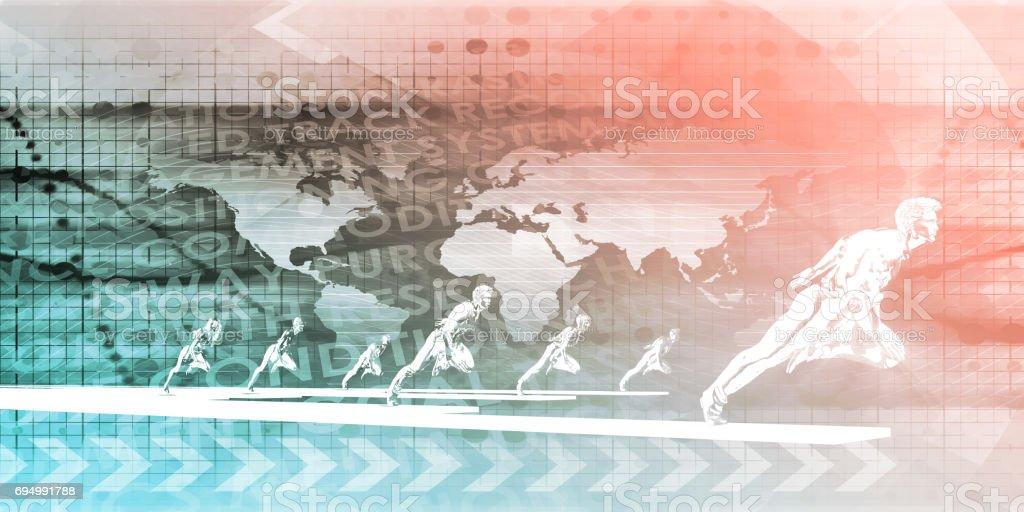 Crowdsourcing stock photo