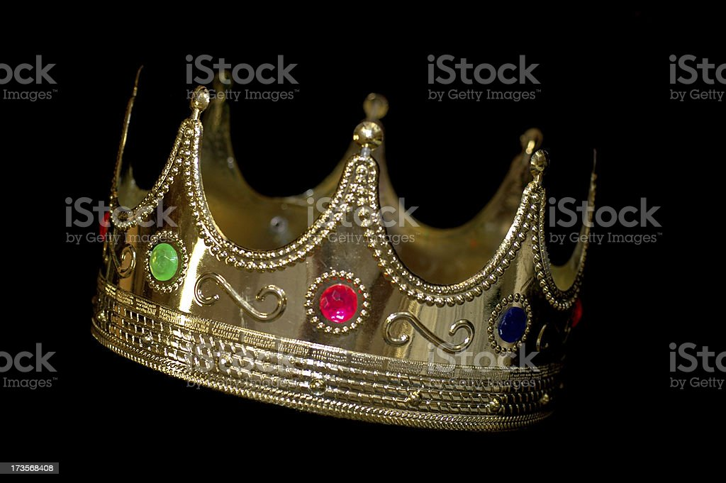 Crown stock photo