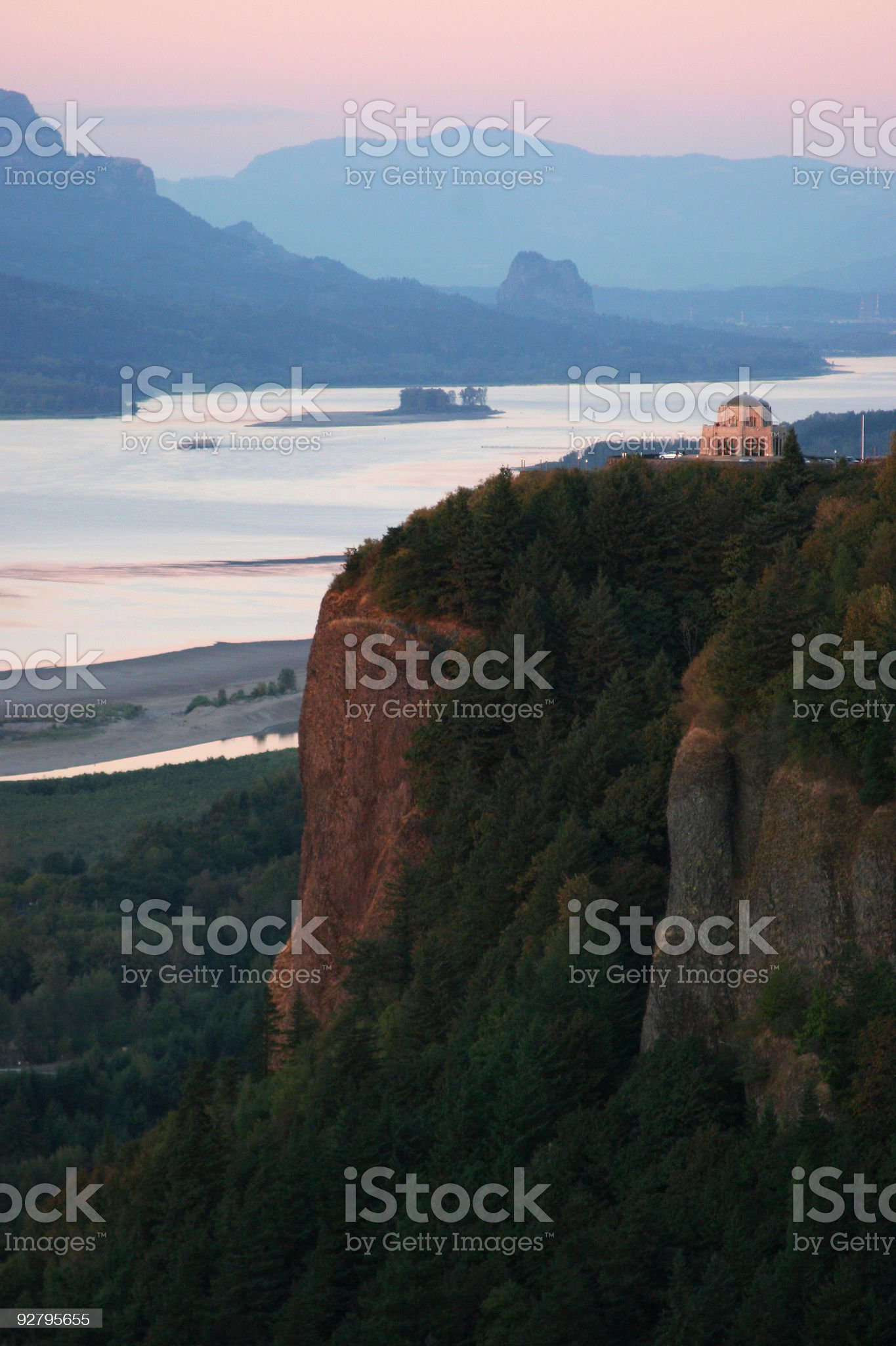 Crown Point royalty-free stock photo