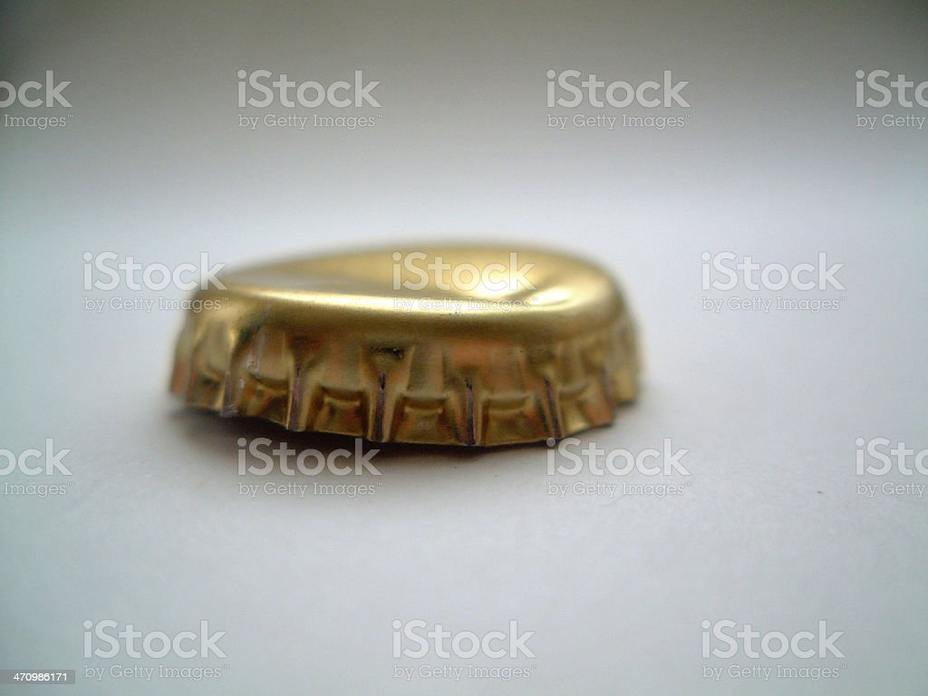Crowncap royalty-free stock photo