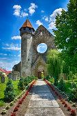 Cïrta Monastery is a former Cistercian (Benedictine) monastery