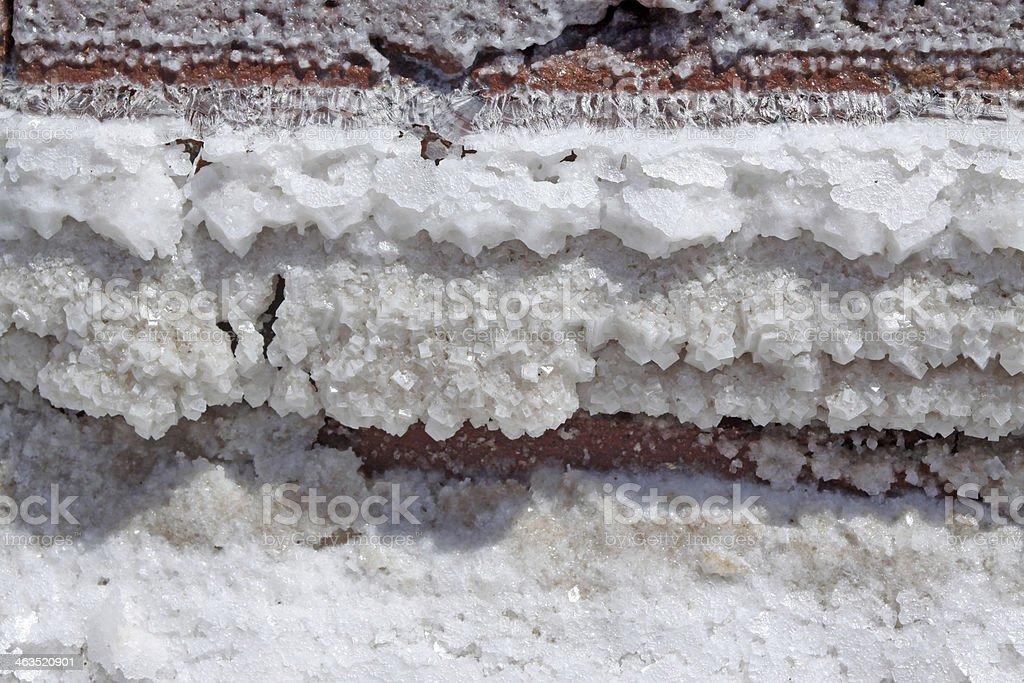 crude salt royalty-free stock photo