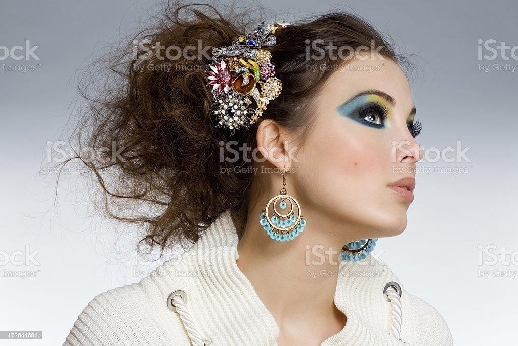 Cruise Fashion royalty-free stock photo