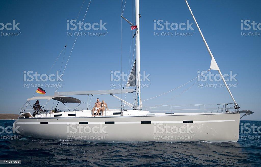 Cruise royalty-free stock photo