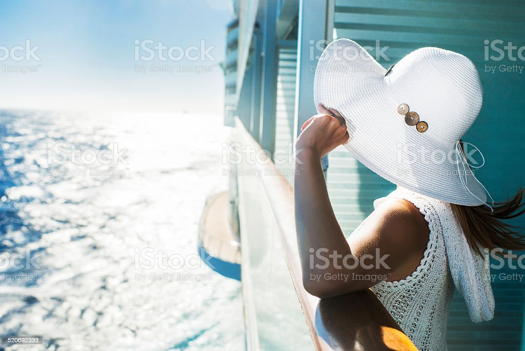 Cruise. stock photo