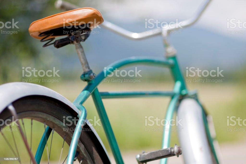 Cruiser Bicycle stock photo