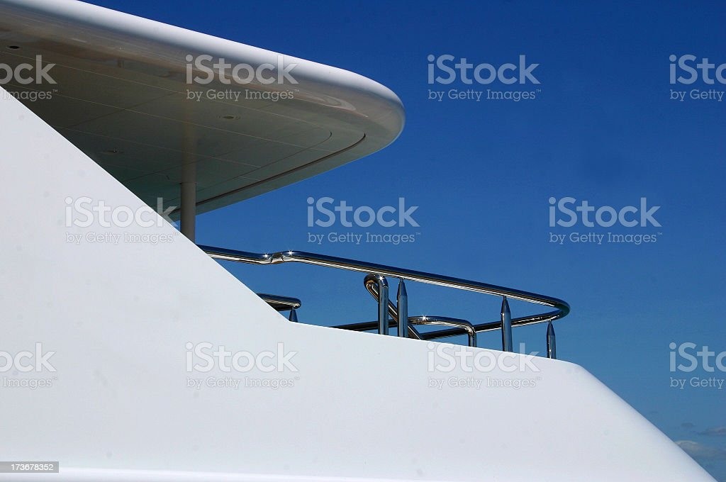 cruising blue royalty-free stock photo