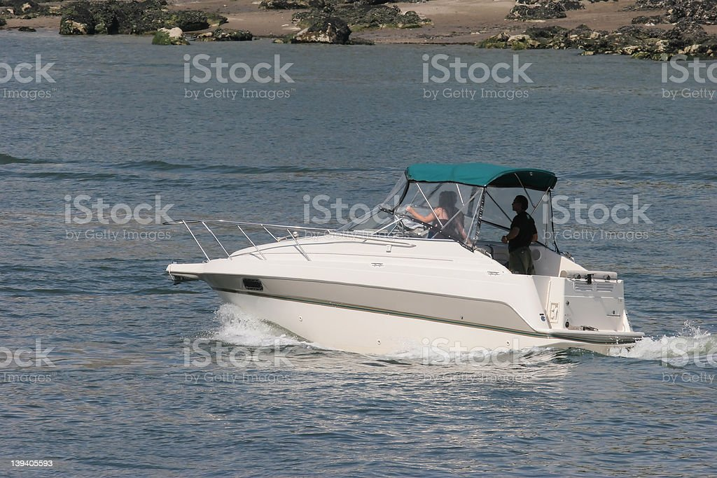 Cruising royalty-free stock photo
