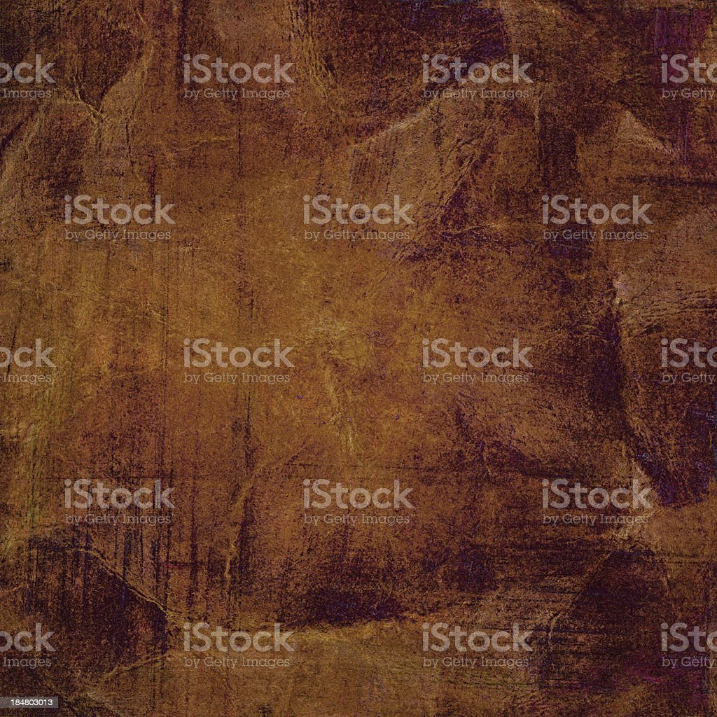 Crumpled paper texture royalty-free stock photo