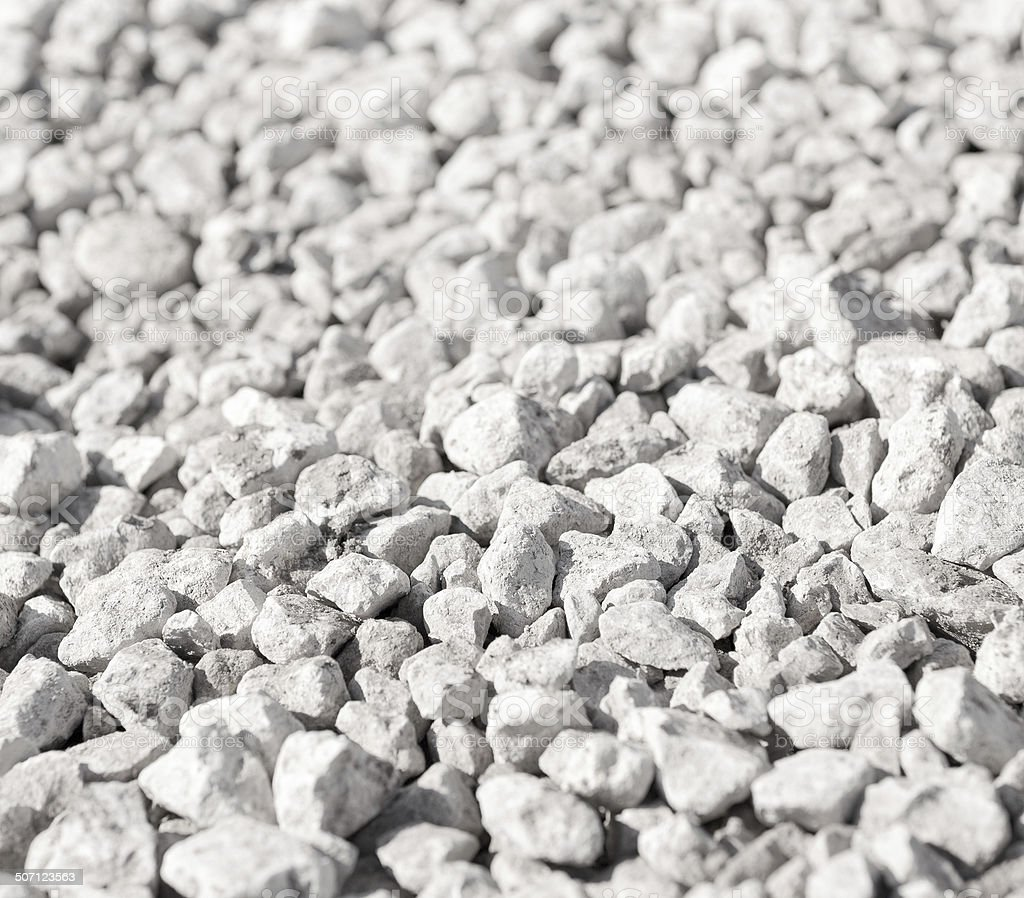 Crushed, abstract background stock photo