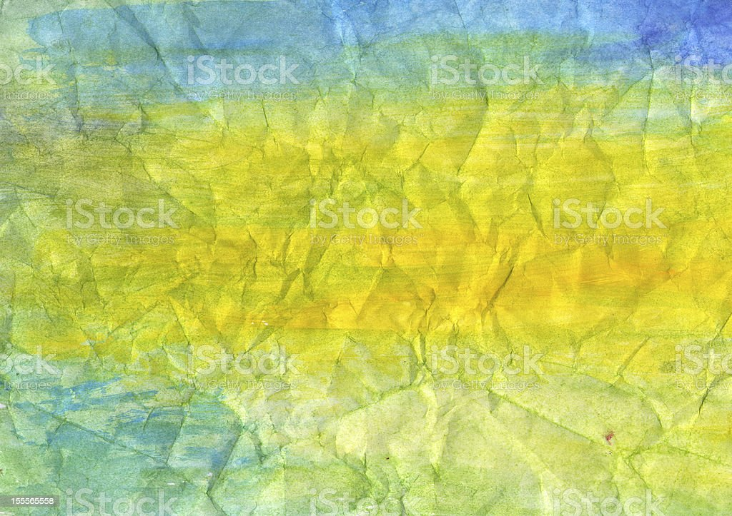Crushed color background on a paper XXXL royalty-free stock photo
