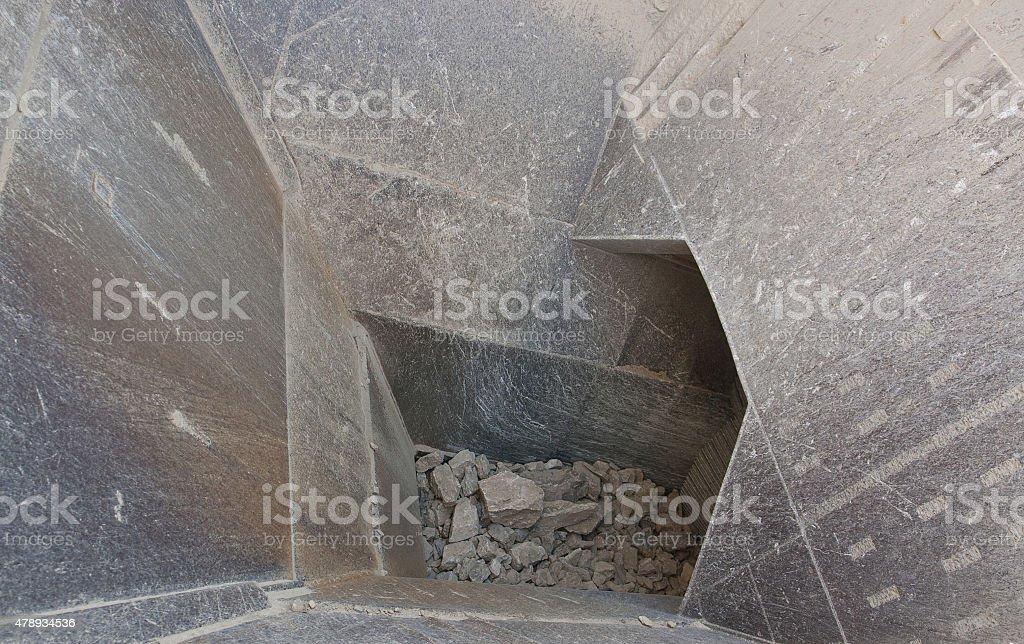 crusher stock photo