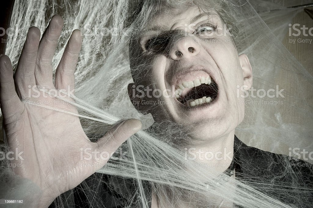 cry for liberty stock photo