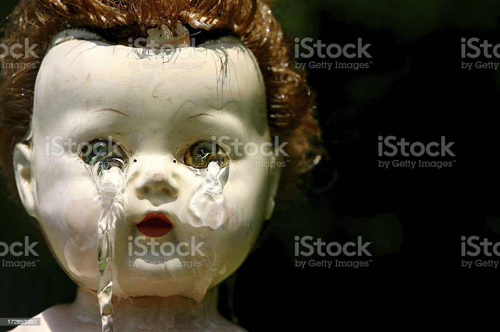 Cry me a River stock photo