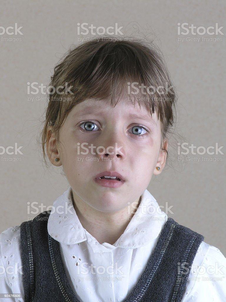 cry stock photo