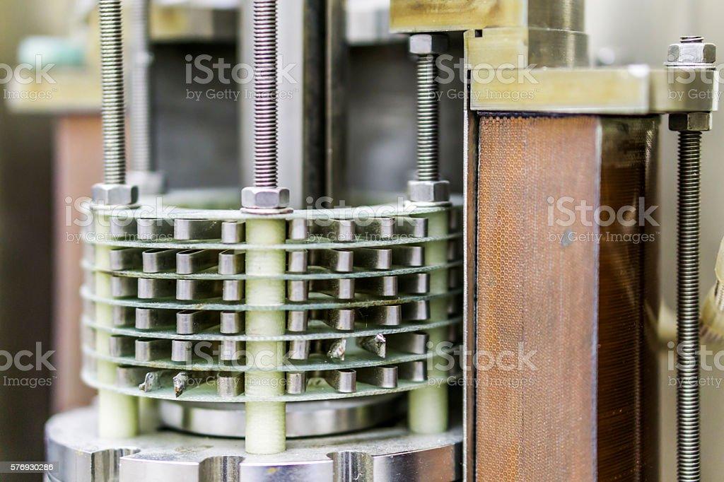 Cryostat stock photo